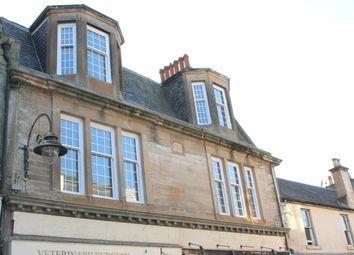 Thumbnail 3 bed maisonette for sale in Main Street, Kilsyth