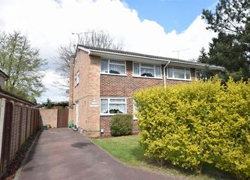 Thumbnail 3 bed semi-detached house for sale in Paterson Close, Frimley, Camberley, Surrey