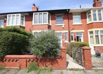 Thumbnail 3 bed terraced house for sale in Arnott Road, Blackpool