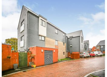 Thumbnail 2 bed flat for sale in Campus Court, Ashford