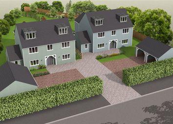 Thumbnail 4 bed detached house for sale in Fullers End, Elsenham, Bishop's Stortford