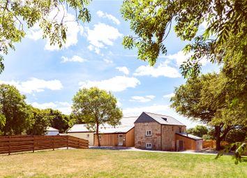 4 bed barn conversion for sale in Tremore Farm, Lanivet, Bodmin, Cornwall PL30