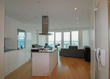 Thumbnail 2 bedroom flat for sale in Arena Tower, Crossharbour Plaza, Canary Wharf