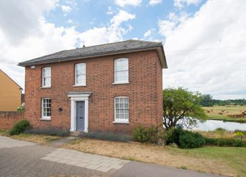 Thumbnail 3 bed detached house for sale in Mill Hill, Sudbury
