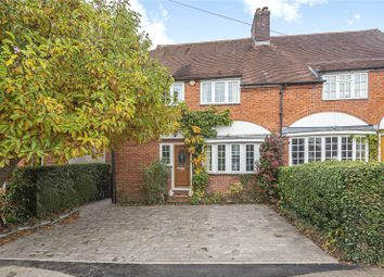 Thumbnail 4 bed semi-detached house for sale in Weydon Hill Road, Farnham