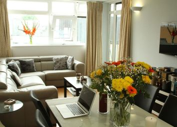 Thumbnail 2 bed flat to rent in Vanguard House, London