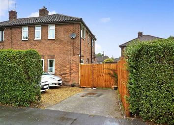 Thumbnail 4 bed semi-detached house for sale in Coronation Avenue, Alsager, Stoke-On-Trent