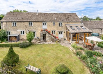 Thumbnail 4 bed barn conversion for sale in Farm Lane, Leighterton, Tetbury