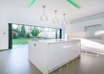 Thumbnail 4 bed detached house to rent in Barons Hurst, Epsom