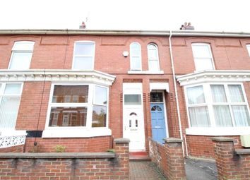 Thumbnail 3 bedroom terraced house for sale in Norton Street, Old Trafford, Manchester