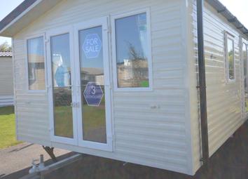 Thumbnail 3 bed mobile/park home for sale in Golden Sands Holiday Park, Week Ln, Dawlish Warren, Dawlish