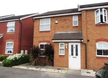 Thumbnail 3 bed end terrace house to rent in Herring Road, Atherstone