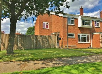Thumbnail 4 bed end terrace house for sale in Ormesby Road, Badersfield, Norwich