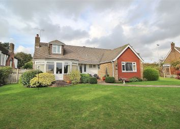 Thumbnail 4 bed bungalow for sale in Furzeholme, High Salvington, Worthing, West Sussex