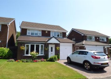 4 bed detached house for sale in Royston Close, Greenmount, Bury BL8