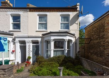 Thumbnail 3 bed flat for sale in Manor Park Road, London