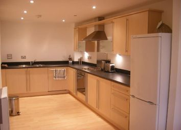Thumbnail 1 bed flat to rent in Adamson House, Elmira Way, Salford