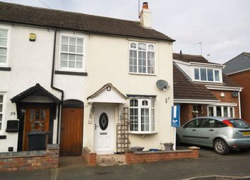 Thumbnail 2 bed end terrace house for sale in Victoria Street, Wall Heath, Kingswinford
