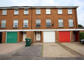 4 bed terraced house for sale in Plover Close, Staines-Upon-Thames, Surrey TW18