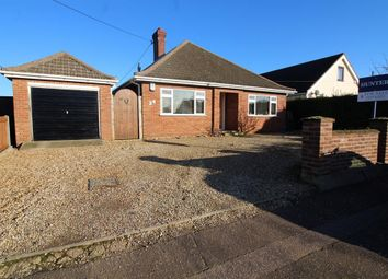 Thumbnail 3 bedroom detached house for sale in Grove Avenue, New Costessey, Norwich