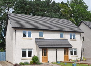 Thumbnail 3 bed semi-detached house for sale in The Bailey, North Broomlands, Kelso