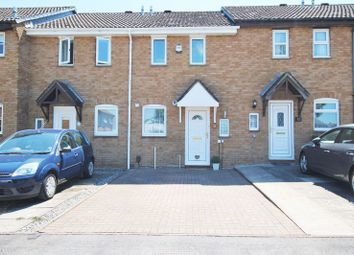 Thumbnail 2 bedroom terraced house for sale in Helford Gardens, West End, Southampton