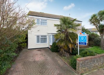 Thumbnail 2 bed semi-detached house for sale in Dunstan Avenue, Westgate-On-Sea