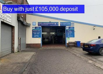 Thumbnail Commercial property for sale in Providence Street, Bolton