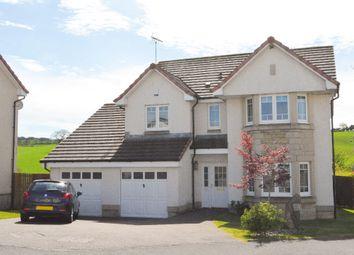 Thumbnail 5 bed detached house for sale in Venachar Road, Falkirk