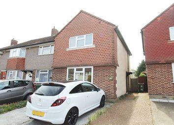 Thumbnail 3 bedroom end terrace house for sale in 120, Buckhurst Avenue, Carshalton, Surrey