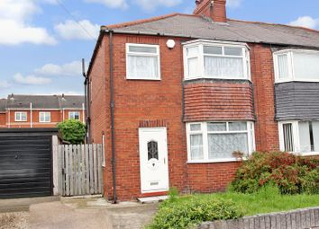 Thumbnail 3 bed semi-detached house for sale in Springfield Avenue, Knottingley