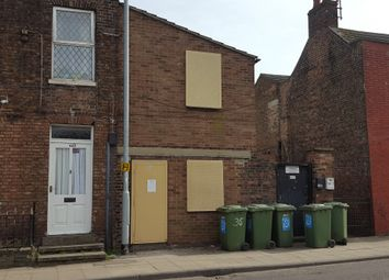 Thumbnail 2 bed end terrace house for sale in Norwich Road, Wisbech