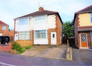 Thumbnail 2 bed semi-detached house for sale in Dorchester Avenue, Derby