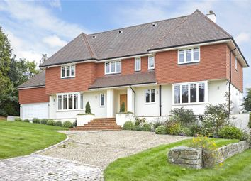 Thumbnail 6 bed detached house for sale in Ralliwood Road, Ashtead, Surrey