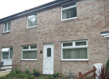 Thumbnail 3 bed terraced house to rent in Lanelay Park, Pontyclun, R.C.T