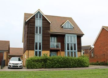 Thumbnail 6 bed detached house for sale in Kingswear Drive, Broughton, Milton Keynes, Buckinghamshire