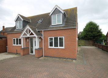 Thumbnail 4 bed detached house for sale in Riverside Road, Newark, Nottinghamshire.