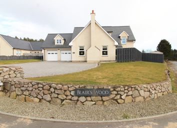 Thumbnail 5 bed detached house for sale in Blairs Wood, Kintore