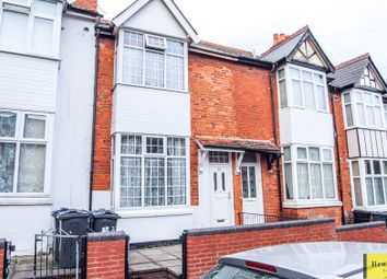 Thumbnail 3 bed terraced house for sale in Regent Road, Handsworth, Birmingham