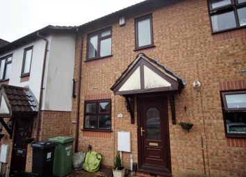 Thumbnail 2 bed terraced house for sale in Gallivan Close, Little Stoke