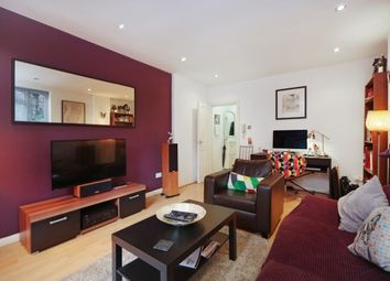 Thumbnail 1 bed flat to rent in Haydons Road, London