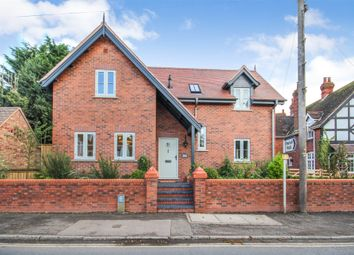 Thumbnail 3 bed detached house for sale in The Green, Hallow, Worcester, Worcestershire