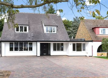 Thumbnail 4 bed semi-detached house for sale in Highfield Way, Rickmansworth, Hertfordshire