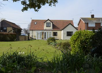 Thumbnail 5 bedroom detached bungalow for sale in Cordys Lane, Trimley St. Mary, Felixstowe