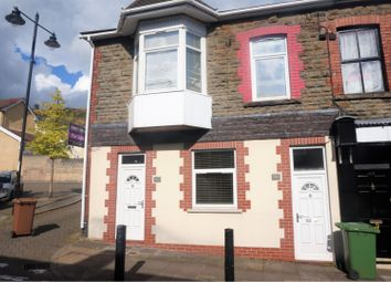 Thumbnail 2 bed flat for sale in 120 Commercial Street, Caerphilly
