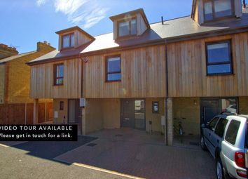 Thumbnail 4 bed terraced house for sale in Granta Terrace, Great Shelford, Cambridge
