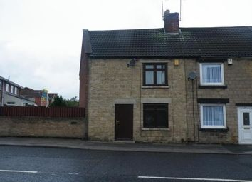 Thumbnail 2 bed semi-detached house to rent in Kirkby Road, Sutton-In-Ashfield