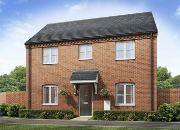 Thumbnail 3 bed detached house for sale in Off Beacon Hill Road, Newark, Nottinghamshire.