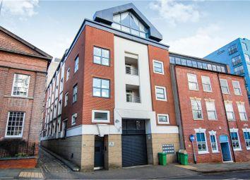 Thumbnail 2 bed flat for sale in 21 Barker Gate, Nottingham