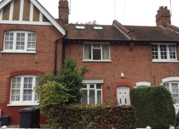 Thumbnail 3 bed terraced house for sale in Gaskell Road, Highgate, London